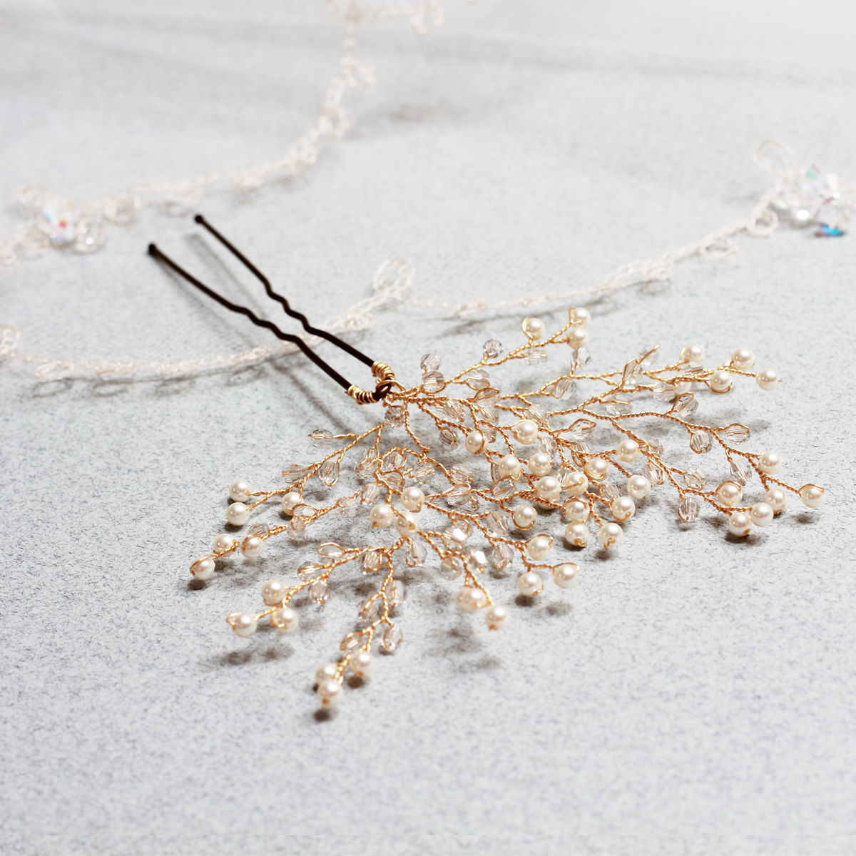 Asteria Hair Pin - product images  of