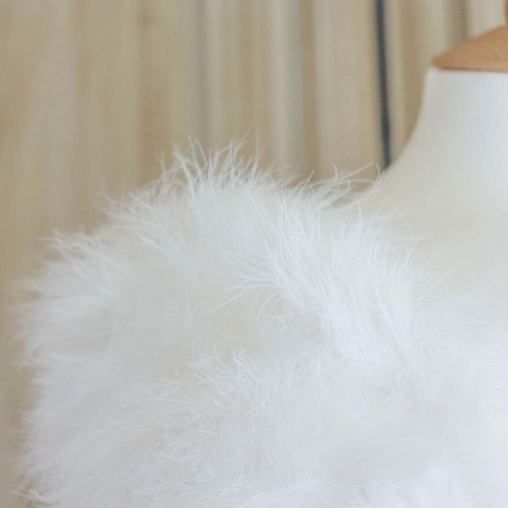 Feather Wrap - Marabou Feather - product images  of