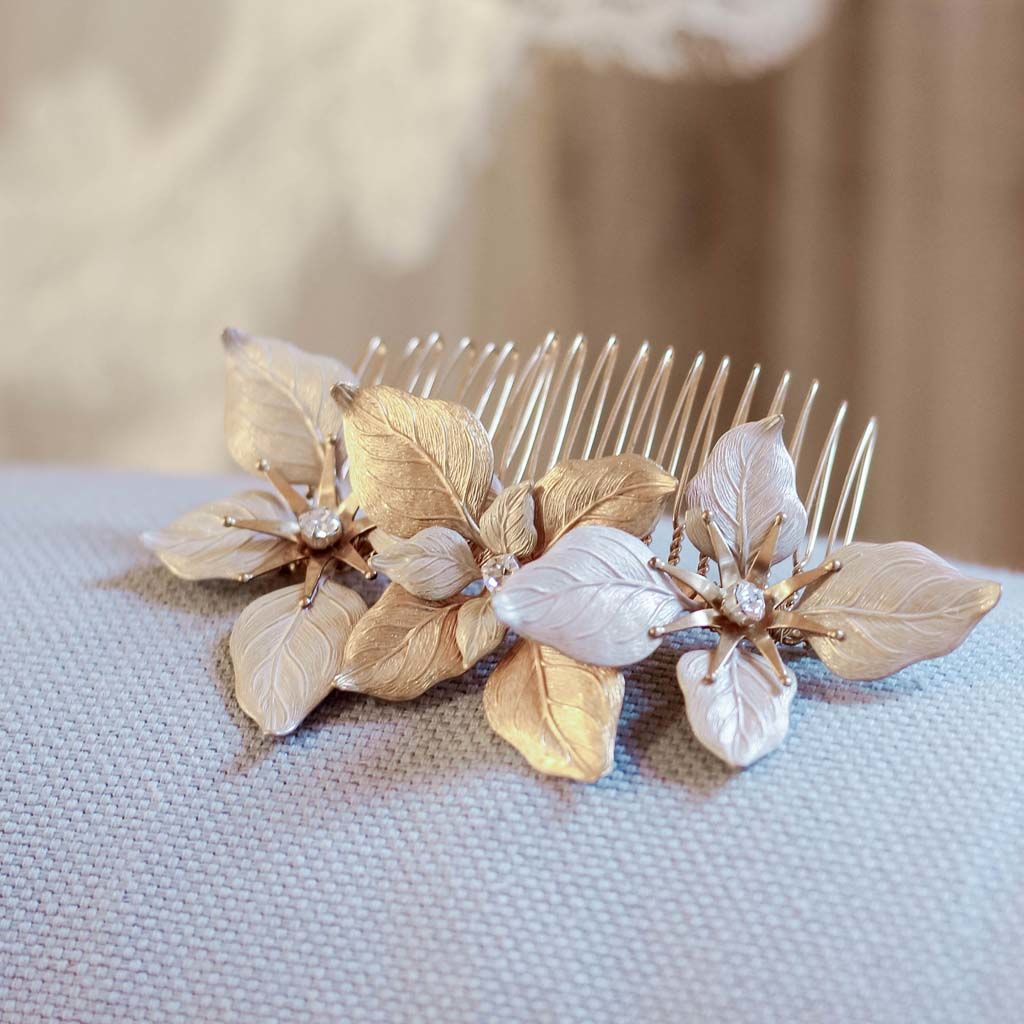Helaine Gold Comb - product images  of
