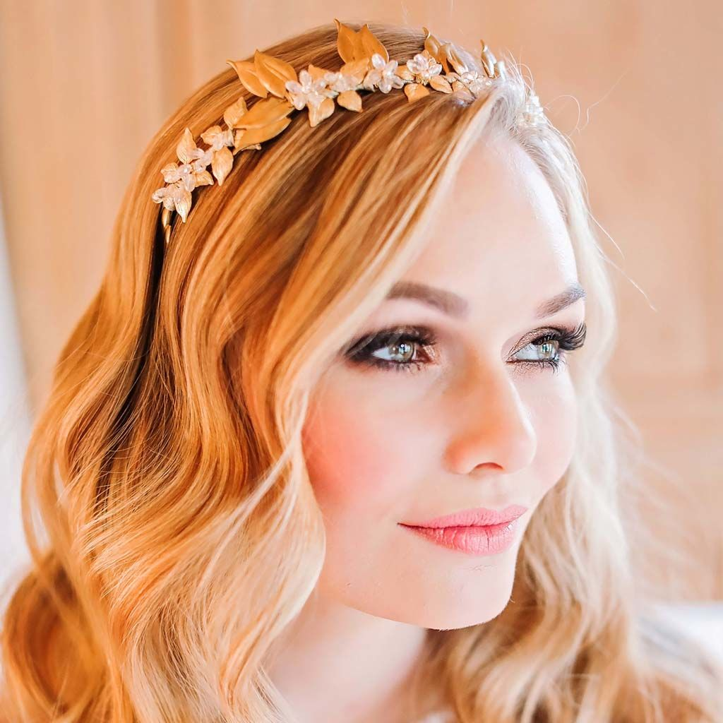 Rosaline Gold Crown - product images  of