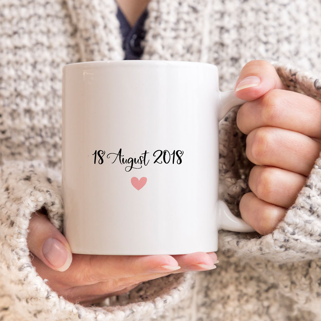 Personalised Be My Maid of Honour Mug - product images  of