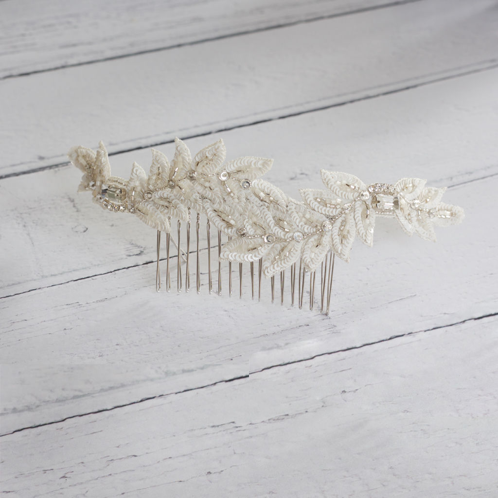 Willow Hair Vine/Comb - product images  of