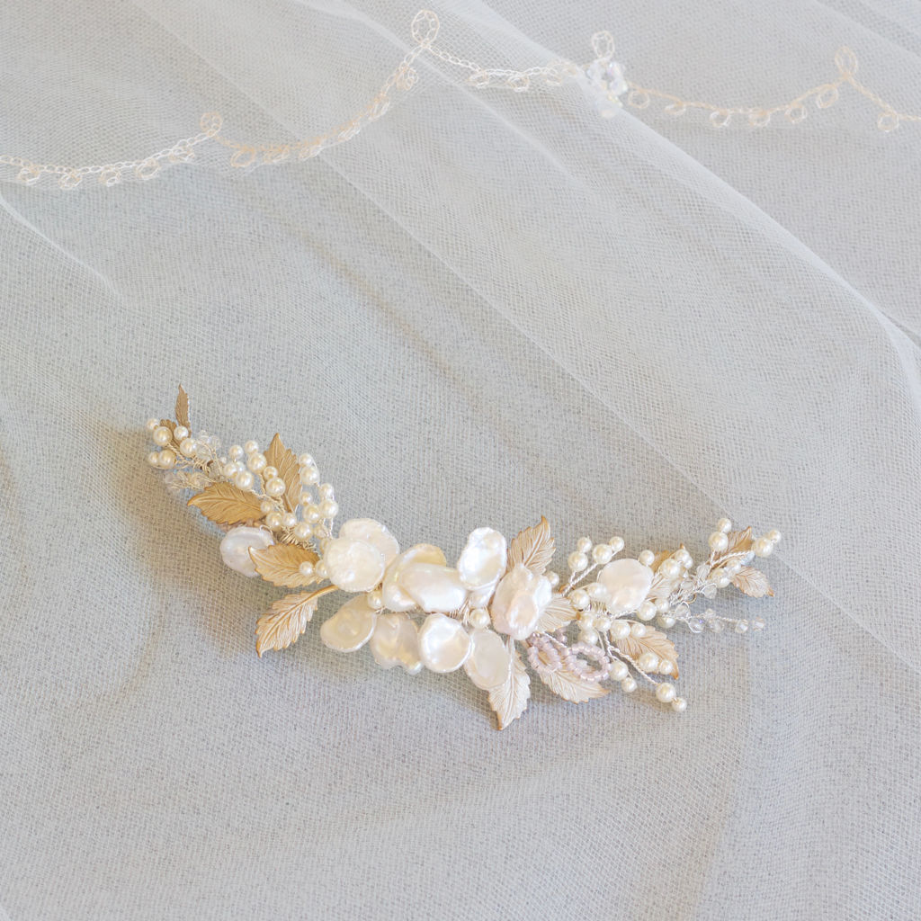 Jemma Bridal Headdress - product images  of