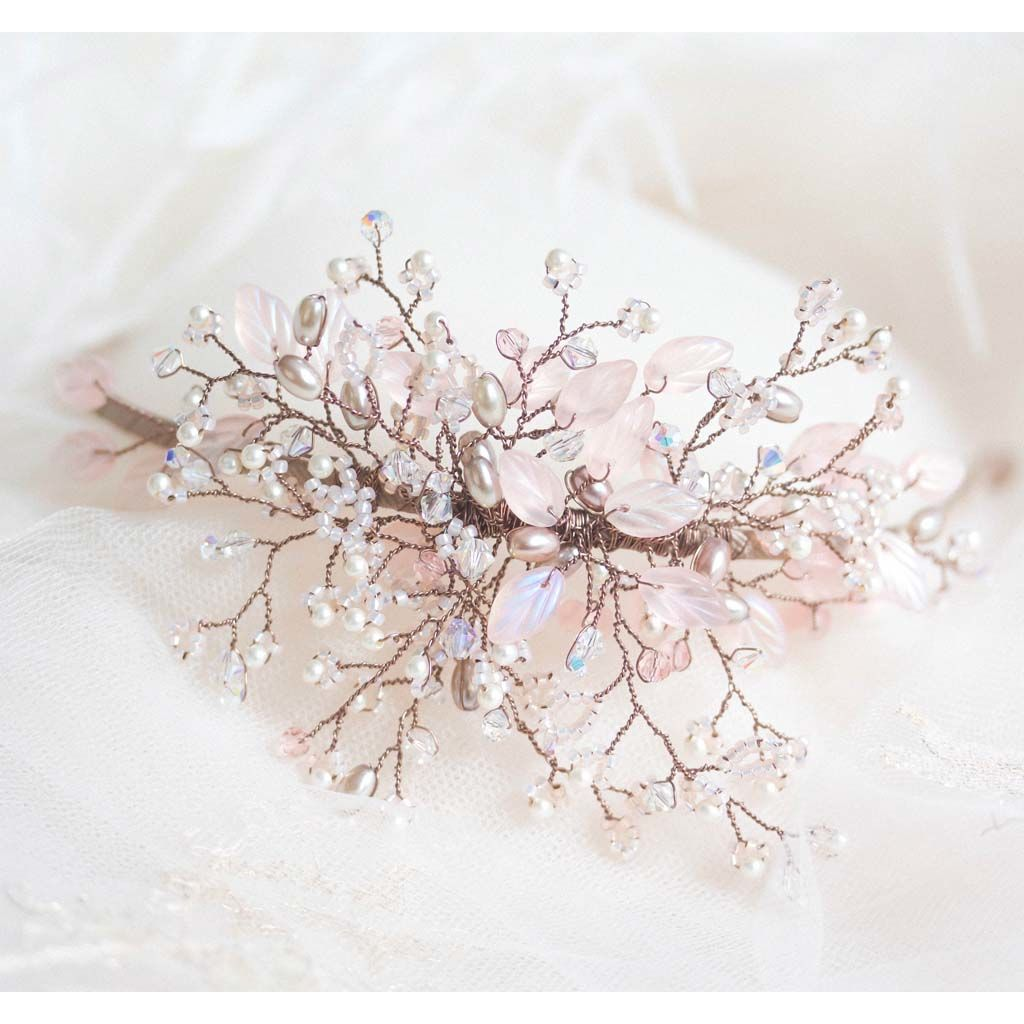 Gypsy Blush Headdress - product images  of