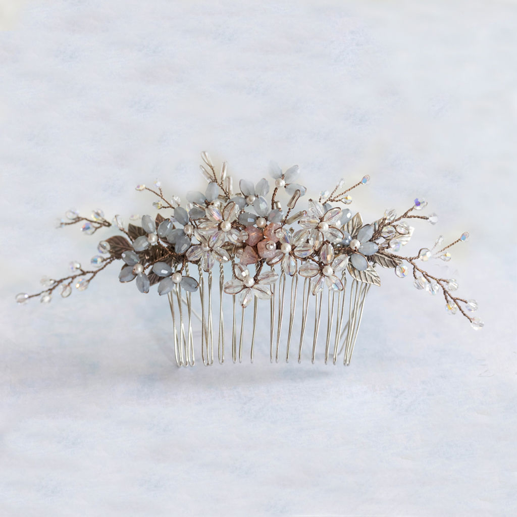 Rosemary Bridal Comb - product images  of