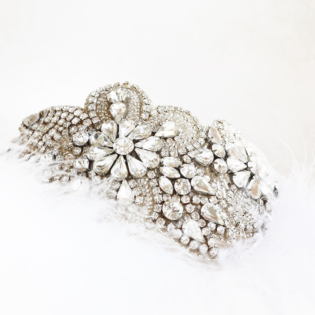 Colleen Crystal Headdress - product images  of