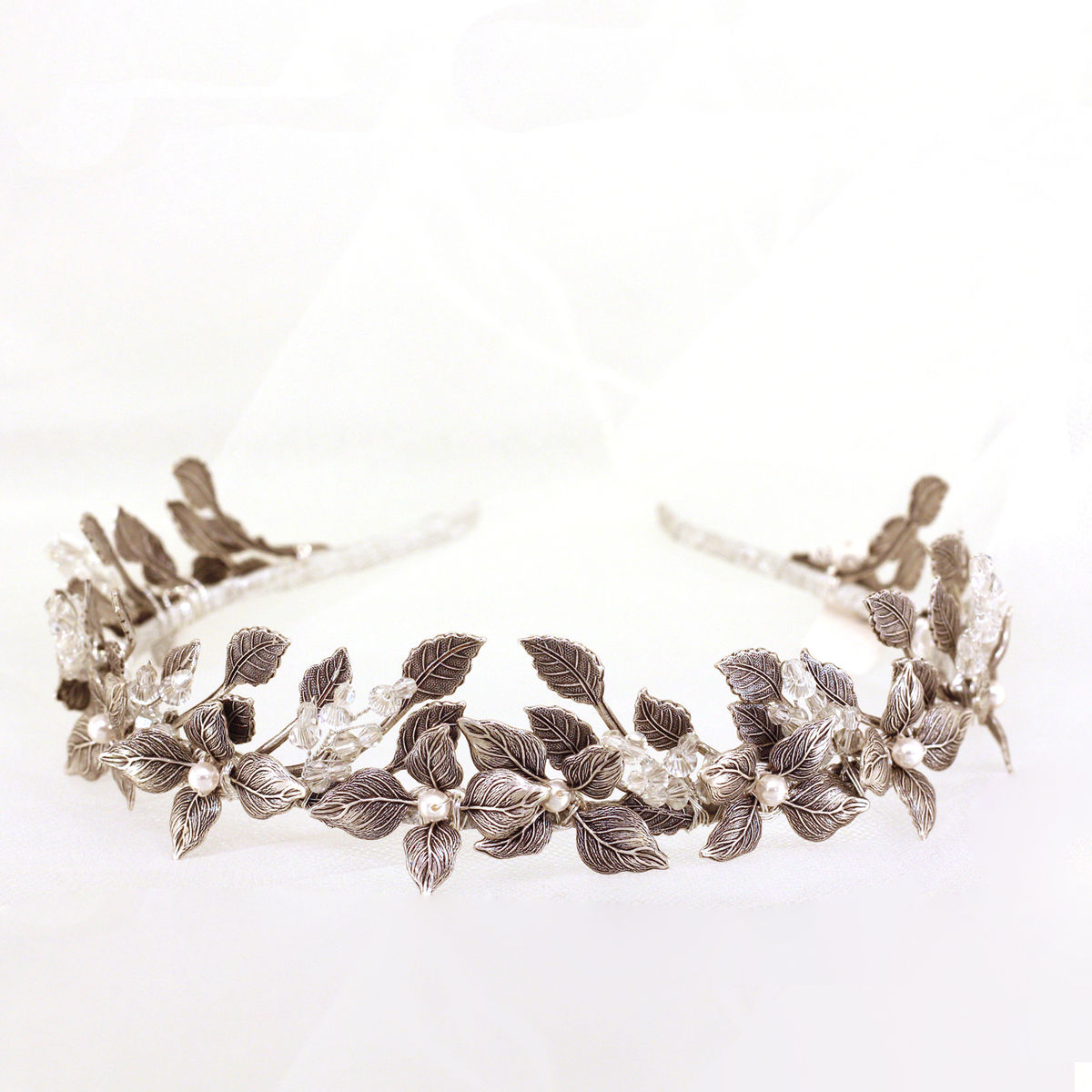 Nymph Silver Crown - product images  of