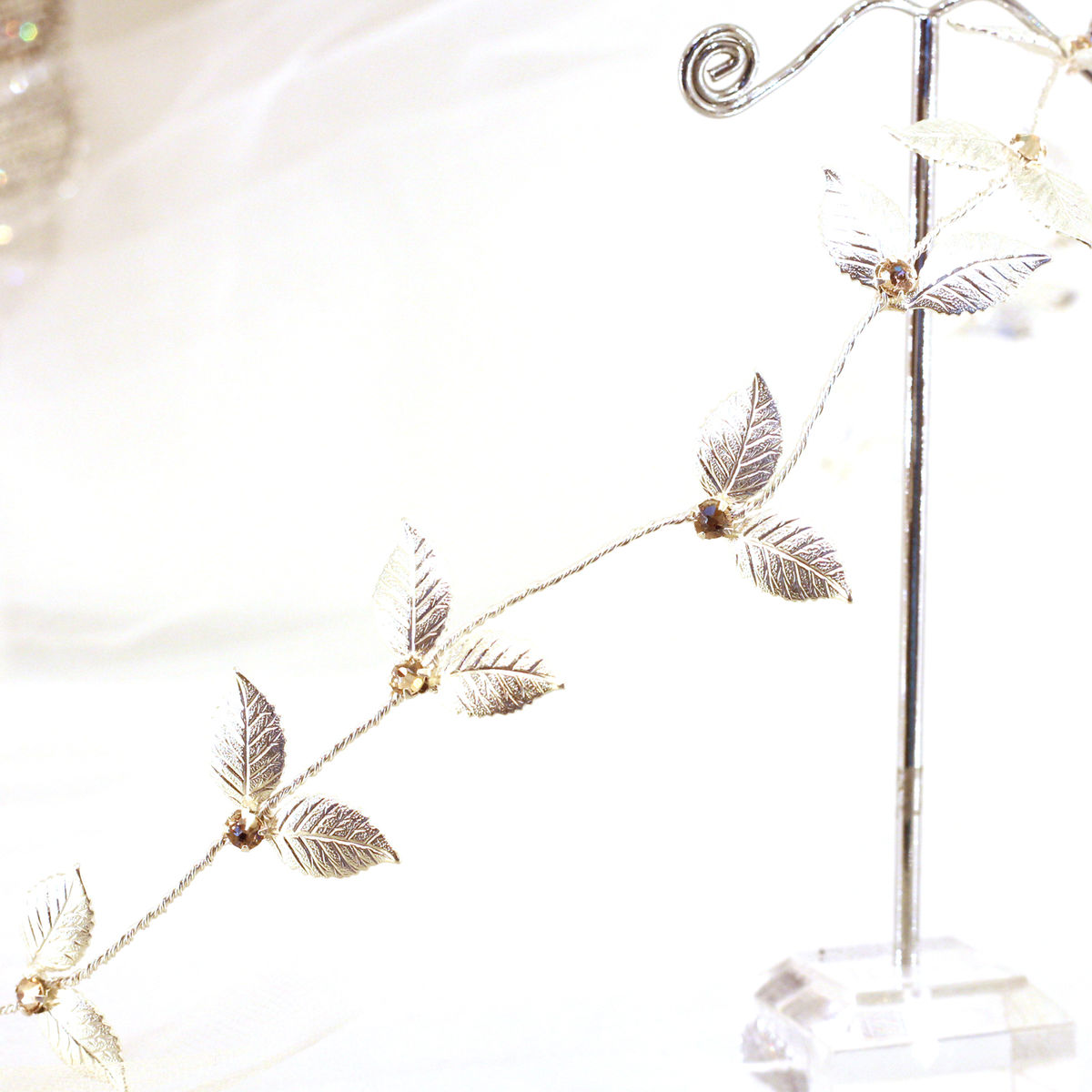 Silver leaf hair vine - product images  of