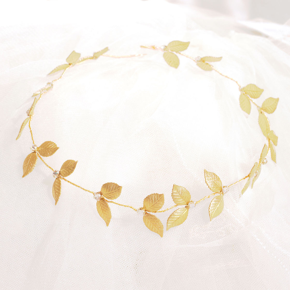Golden leaf hair vine - product images  of