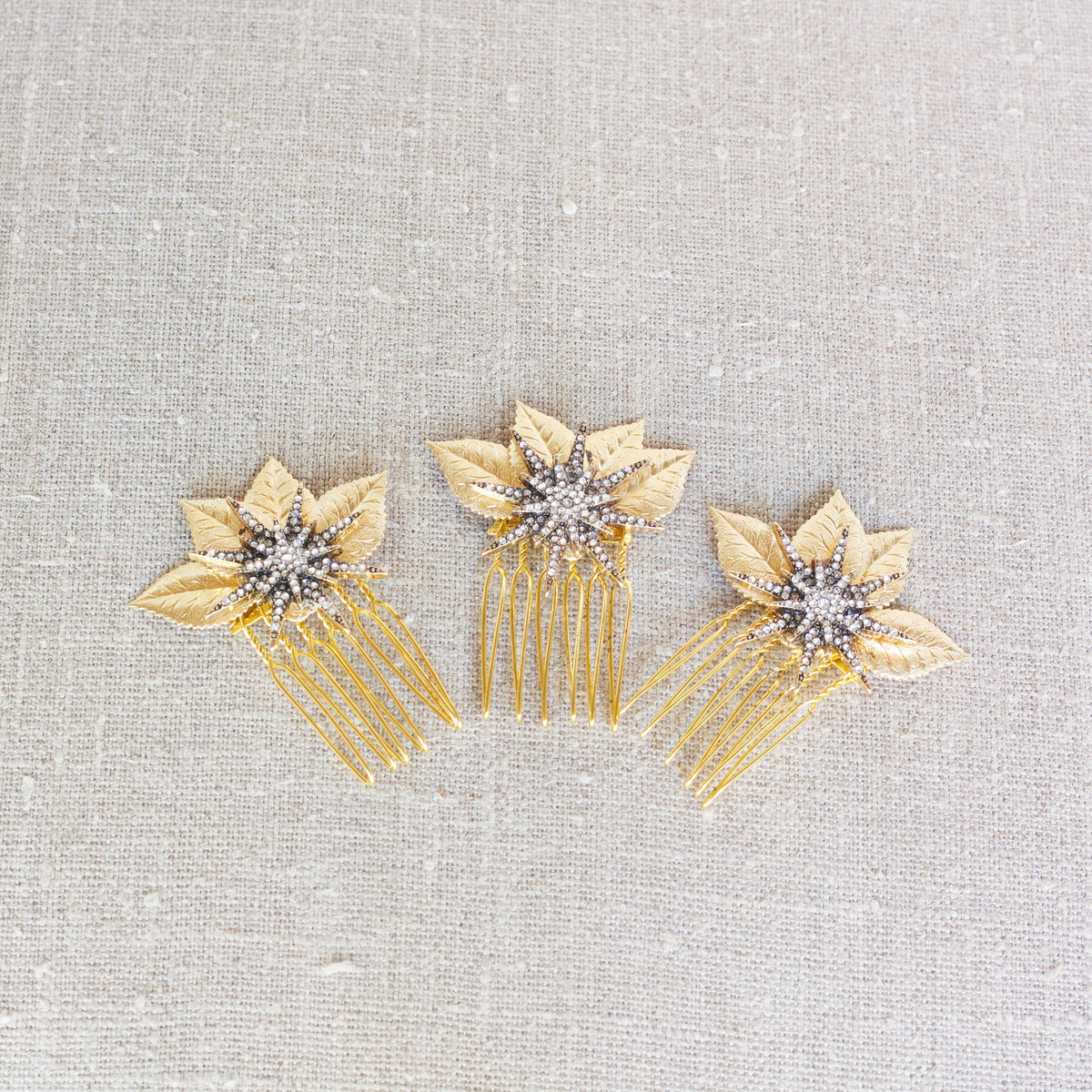 Alamany Combs - Set of 3 - product images  of