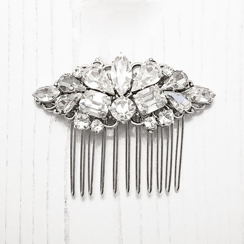 Crystal,Hair,Jewel,-,large,Weddings,Accessories,pretty_bridal_pins,bridal_pins,hairpins,small_bridal_comb,crystal_pins,rhinestone_pin,hair_pin,crystal_hair_pin,silver_hair_pins,wedding_accessories,bridal_accessories,bridesmaid_gifts,bride_gifts,silver filigree,crystal,rhinestone