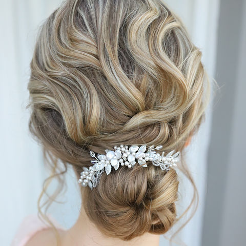 Freya,hair,vine,freya hair vine,  low bun accessory, bridal accessory, wedding accessories, hair vines, bridal attire