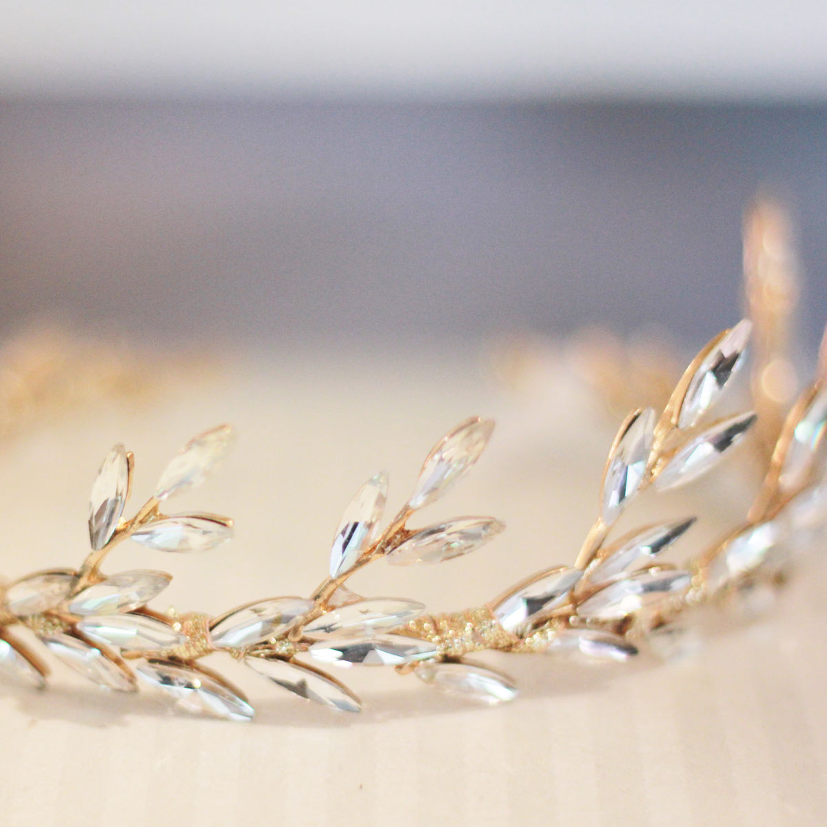 Aneya Crystal Crown - product images  of