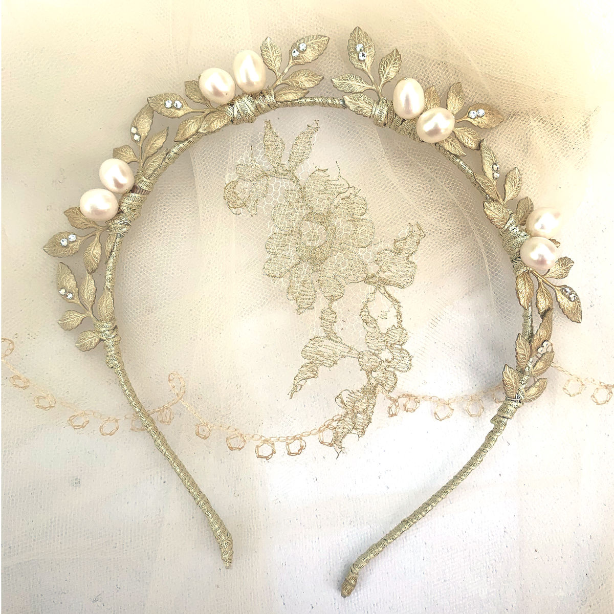 Enchant Bridal Crown - product images  of