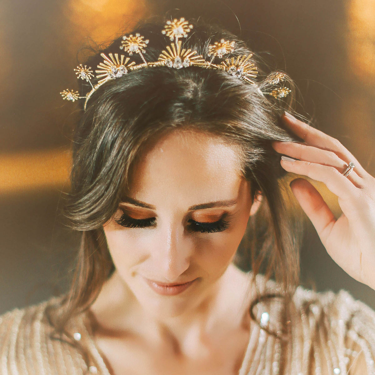 Callisto Celestial Crown - product images  of