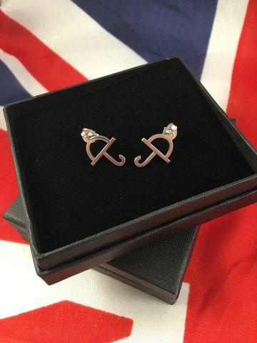 English,Weather,SILVER,STUD,EARRINGS,SILVER CHAMBER JEWELLERY