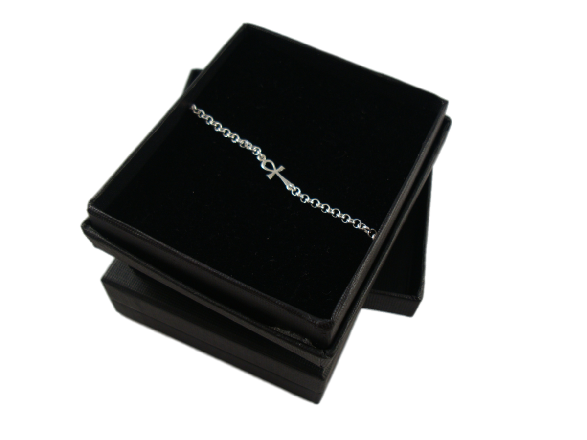 ANKH SILVER BRACELET - product images  of