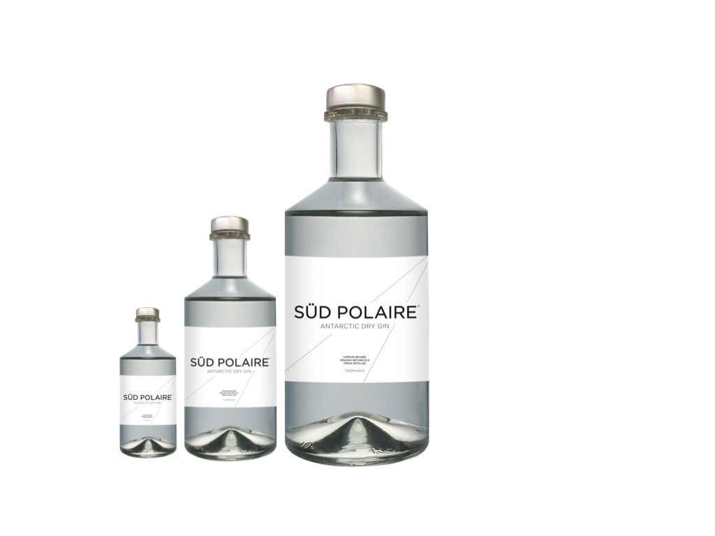 Süd Polaire Antarctic Dry Gin - product images  of