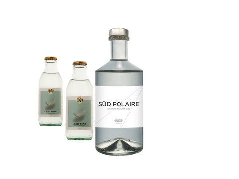 Süd,Polaire,G&T,pack,Tasmanian whisky gin wine tastings experience tours winery distillery tasmania hobart cellar door bar restaurant badge