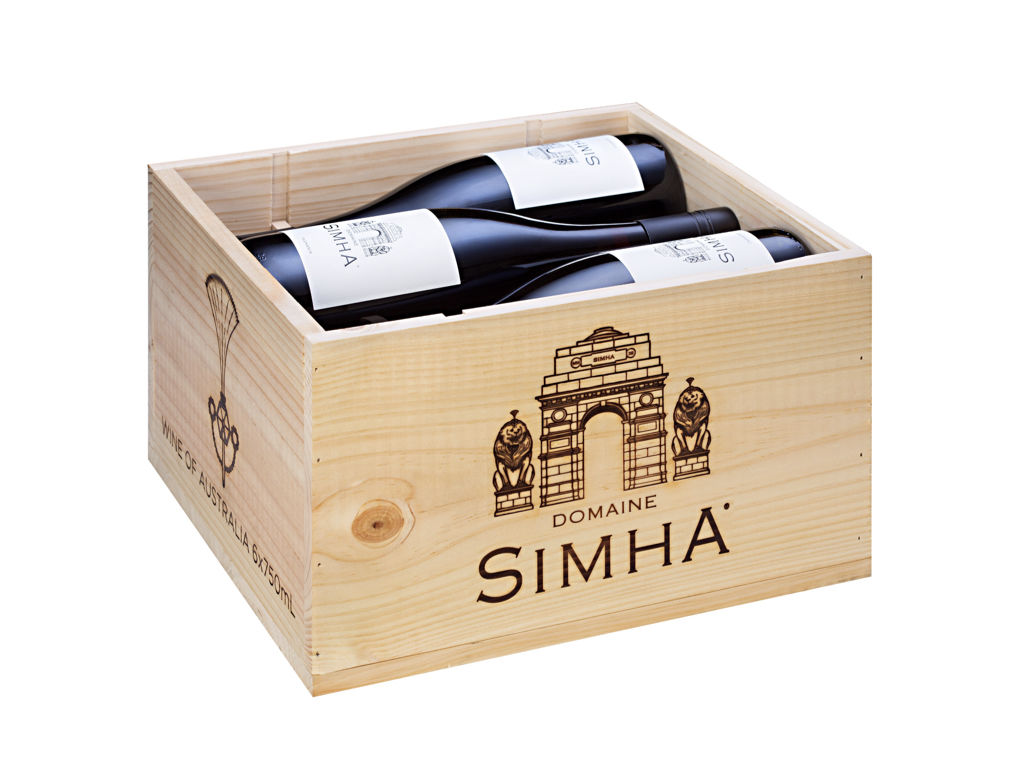 2018 Domaine Simha Rama Pinot Noir - product images  of
