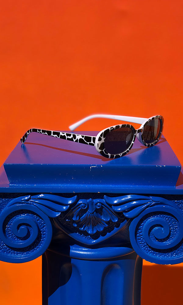 Animal Print Sunglasses - product image