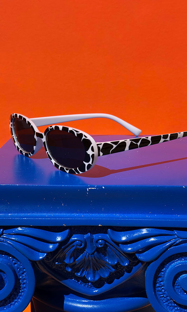 Animal Print Sunglasses - product images  of