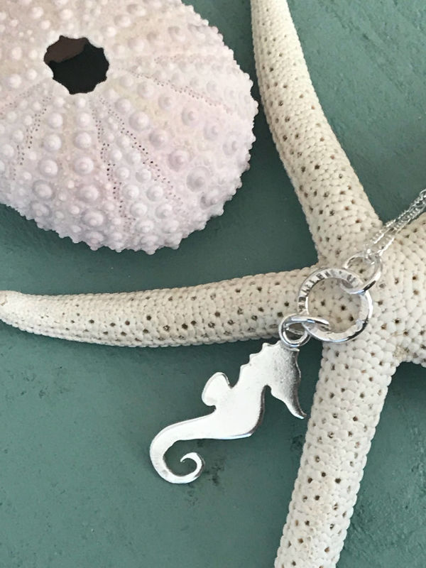 Seahorse necklace - product images  of
