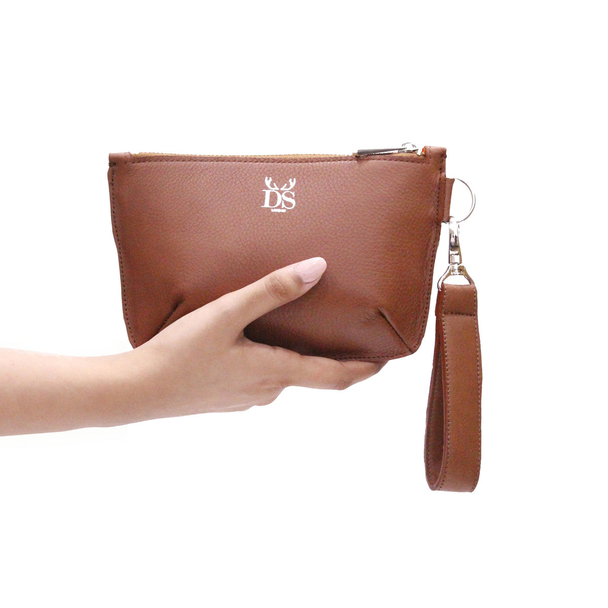 Brown Mini Sienna Clutch Bag - product images  of