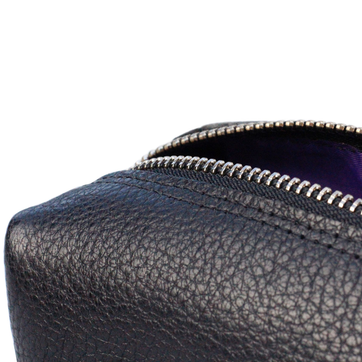 Black Petite Millie Cosmetic Bag - product images  of