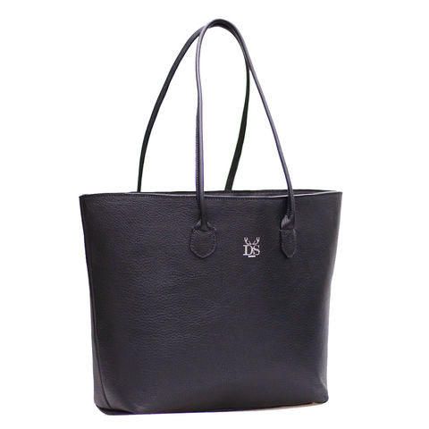 *PRE-ORDER*,Black,Opal,Tote,Bag,tote bag, handbag, leather bag, ds bag, ds london bag, leather tote bag, handcrafted