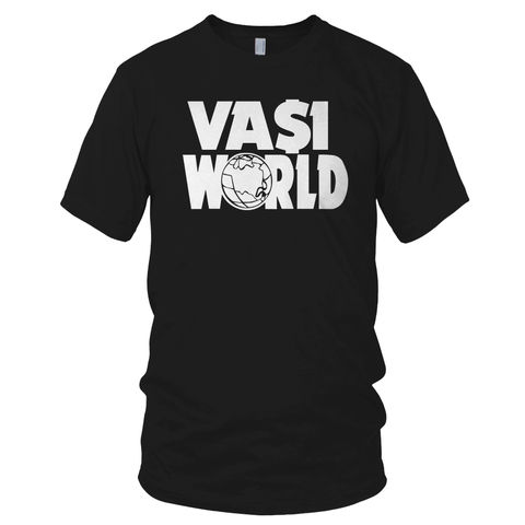 Vasi,World,T-Shirt