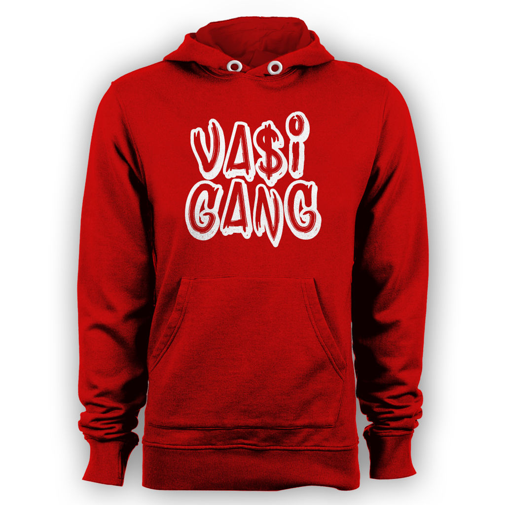 Vasi Gang Hoodie (White Text) - product images  of