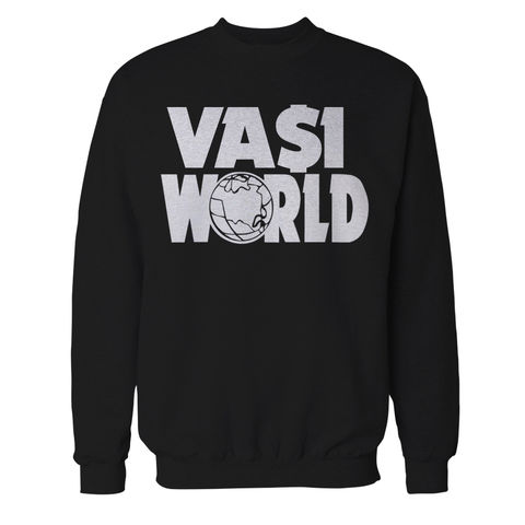 Vasi,World,Crewneck