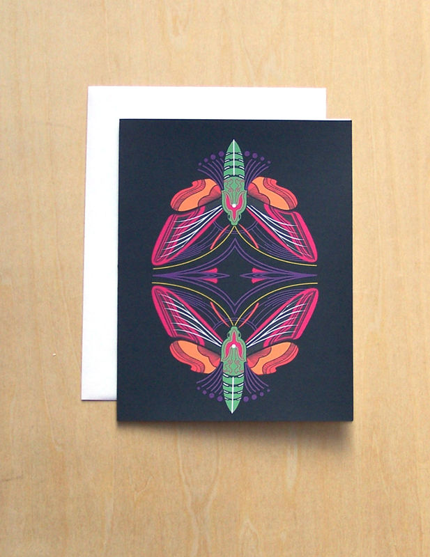 Psychedelic Moths - product images  of