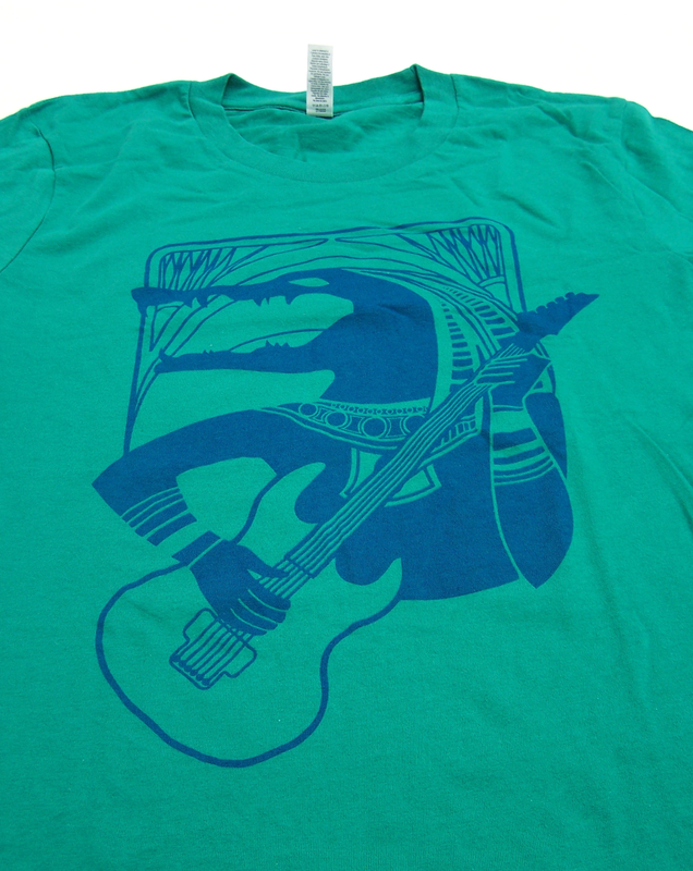 Sobek - Hip Egyptian Series Hand Screened Shirt - product images  of