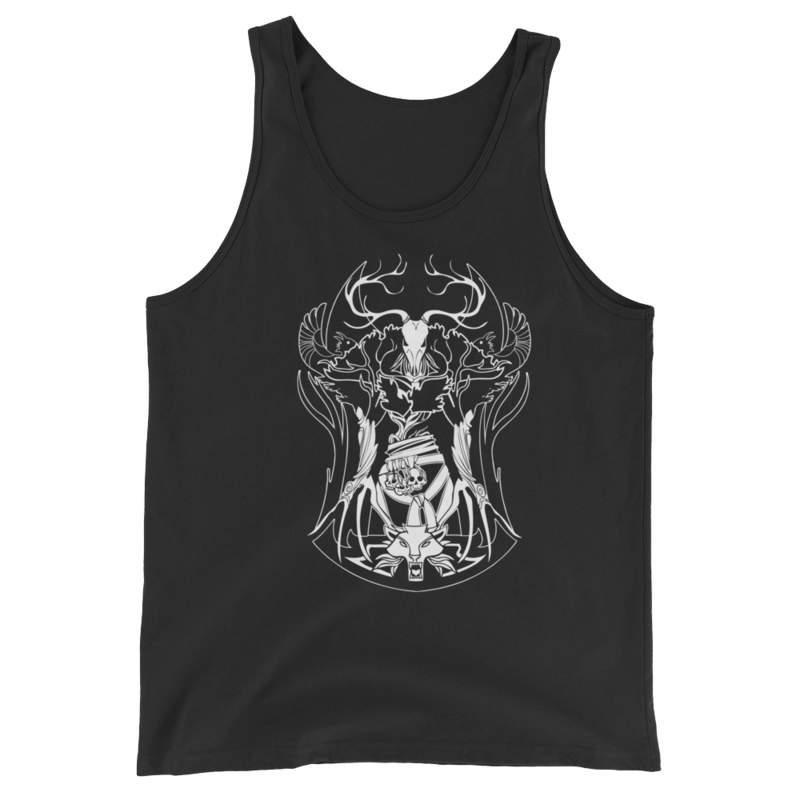 Deep Down Roots - Shirt or Tank Top - product images  of