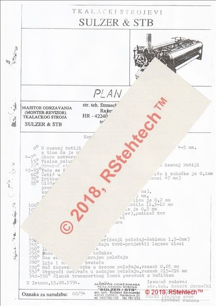 Work plan_control on СТБ2-180 - product image