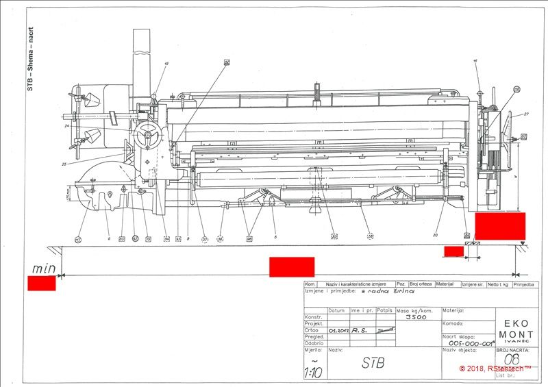 Guide_technical drawing for installation conditions - product images  of