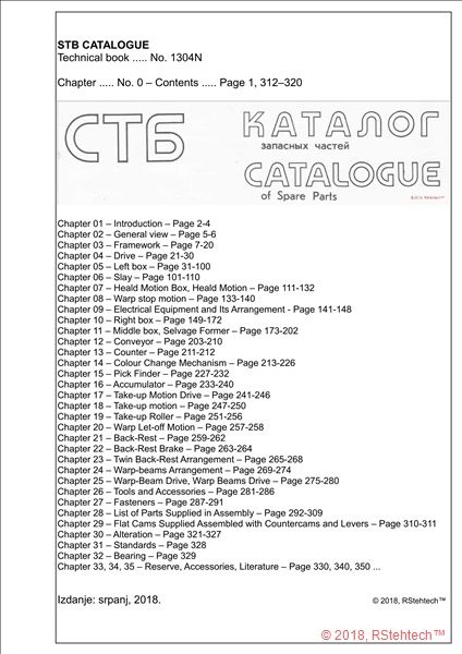 Guide_general book on СТБ - product images  of