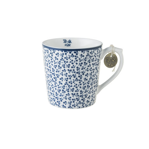 Laura,Ashley,Mug,10,oz,Floris,Laura-Ashley-Blueprint-Collectables-Tableware-mug-floris