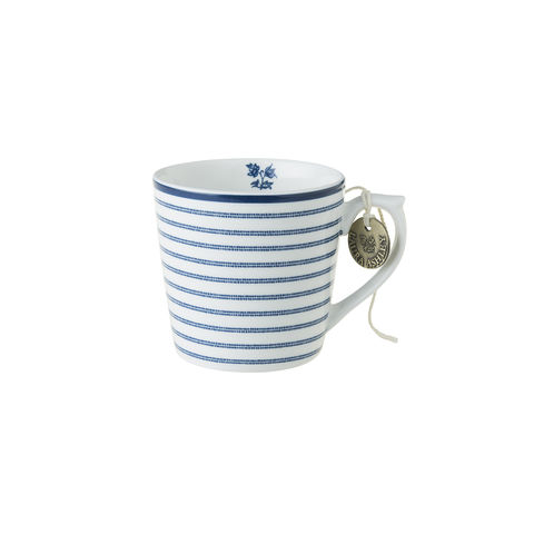 Laura,Ashley,Mug,7.5,oz,Candy,Stripe,Laura-Ashley-Blueprint-Collectables-Mug-7.5oz-Candy-Stripe