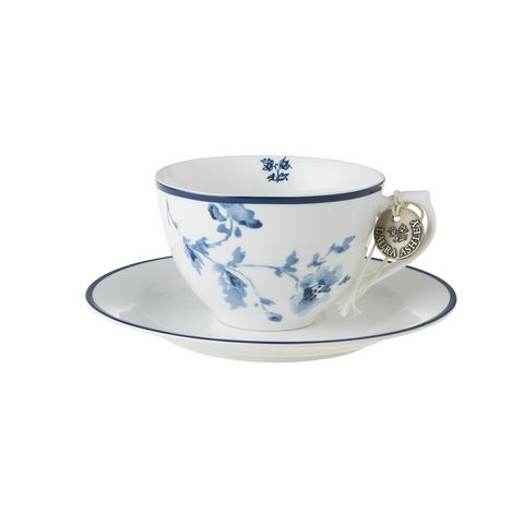 Laura,Ashley,8.8,oz,Cup,and,Saucer,China,Rose,Laura-Ashley-Blueprint-Collectables-Tableware-Cup-Saucer-China-Rose