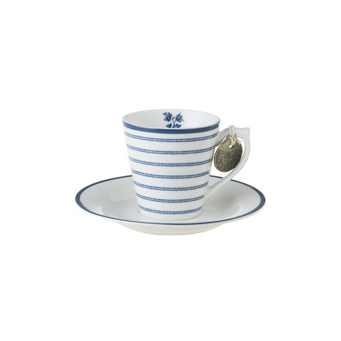 Laura,Ashley,Espresso,Cup,and,Saucer,Candy,Stripe,Laura-Ashley-Blueprint-Collectables-Tableware-Espresso-Cup-Saucer-Candy-Stripe
