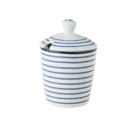 Laura,Ashley,Sugar,Bowl,in,Candy,Stripe,Laura-Ashley-Blueprint-Collectables-Tableware-Sugar-Bowl-Candy-Stripe