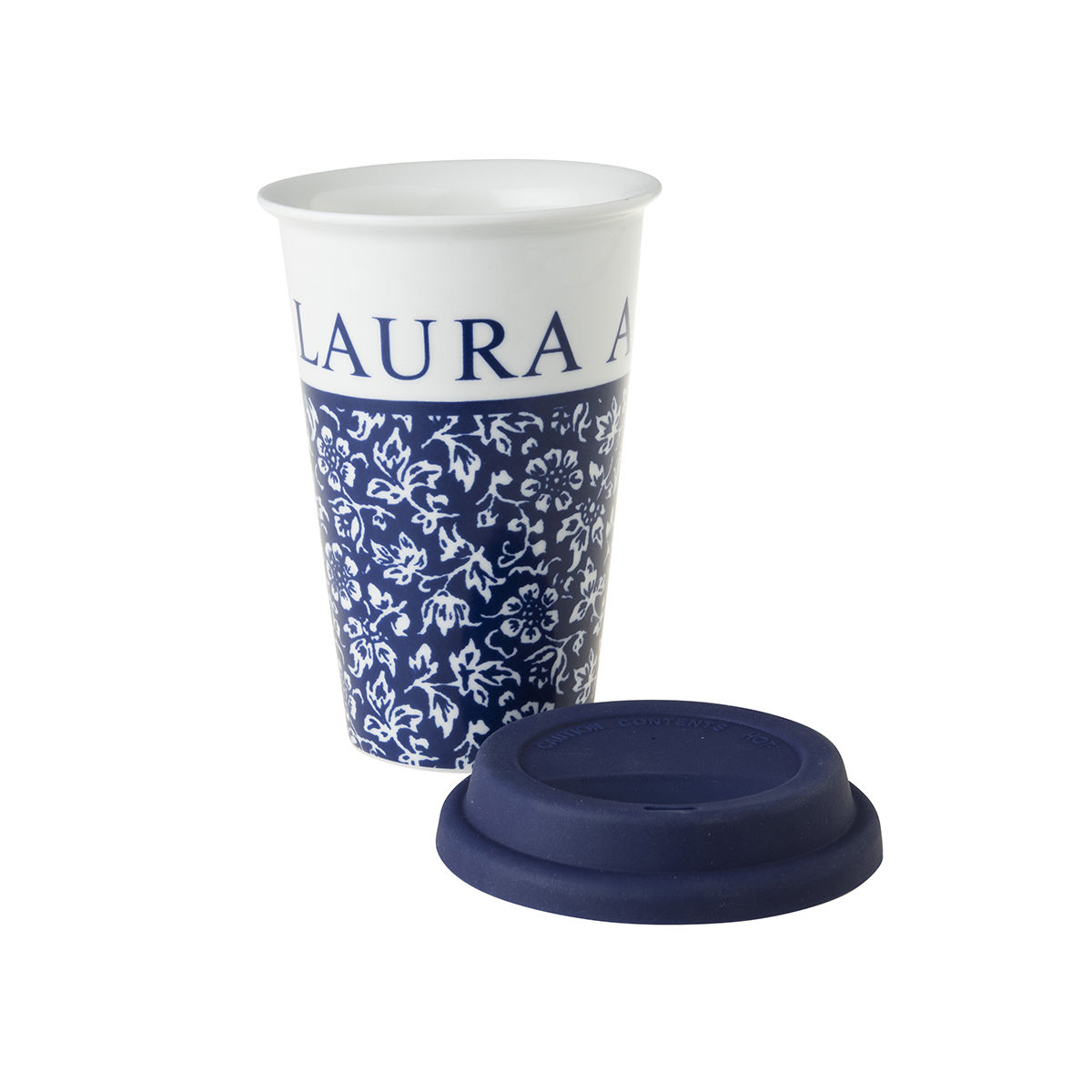 Laura Ashley Coffee/Tea To Go Sweet Allysum - product images  of