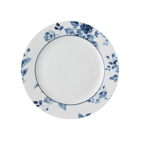Laura,Ashley,6.85,Plate,China,Rose,Laura-Ashley-Blueprint-Collectables-Tableware-6.85-Plate-China-Rose