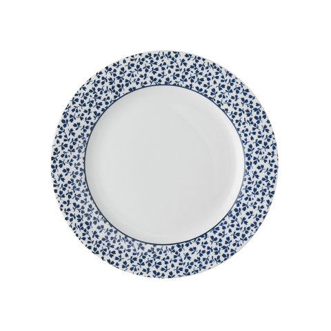 Laura,Ashley,6.85,Plate,Floris,Laura-Ashley-Blueprint-Collectables-Tableware-6.85-Plate-Floris