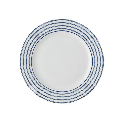 Laura,Ashley,6.85,Plate,Candy,Stripe,Laura-Ashley-Blueprint-Collectables-Tableware-6.85-Plate-Candy-Stripe