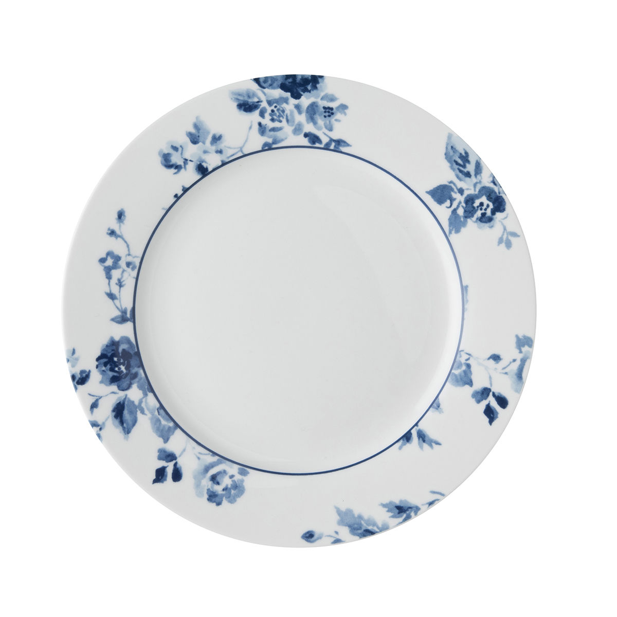"Laura Ashley 7.75"" Plate China Rose - product images  of"