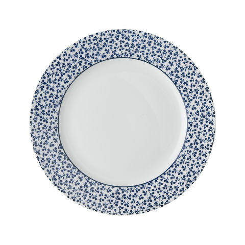 Laura,Ashley,7.75,Plate,Floris,Laura-Ashley-Blueprint-Collectables-Tableware-7.75-Plate-Floris